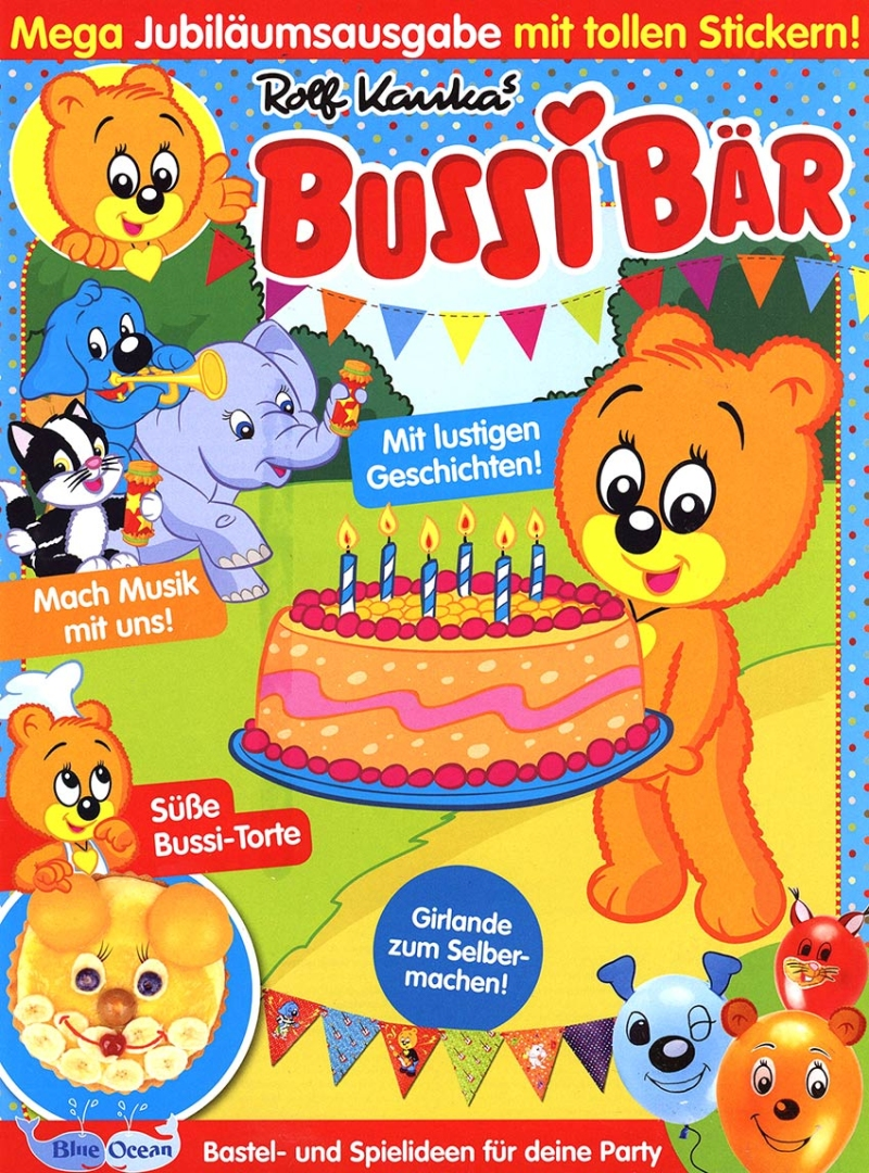 Bussi Bär Kinder Jugendliche Zeitschriften Zeitschriften