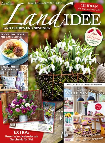LandIDEE + LandIDEE Wohnen & Dekorieren | Haus & Garten ...